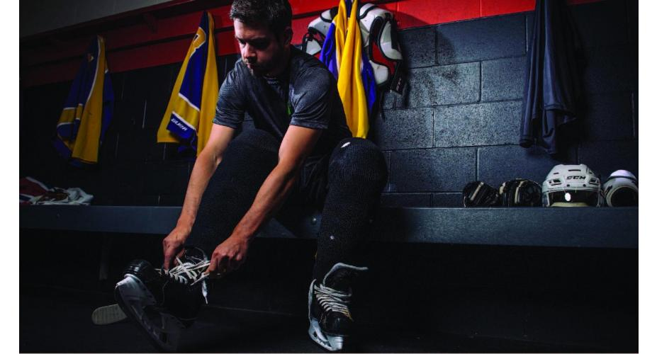 Four Yoga Poses for Hockey Players