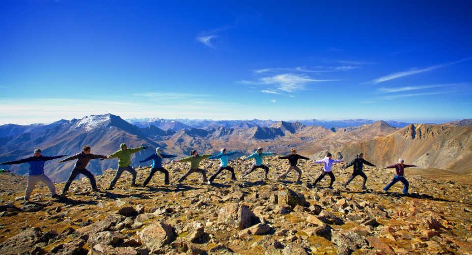 Ohm for the Outdoors: 5 Essential Yoga Moves for Adventurous Types