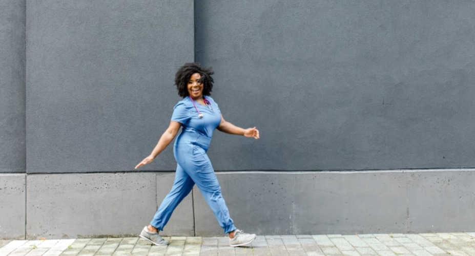 Meet Superfeet Ambassador Dr. Irene Evuleocha