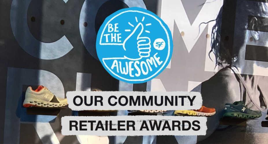Superfeet Community Retailer Award Finalists 2021