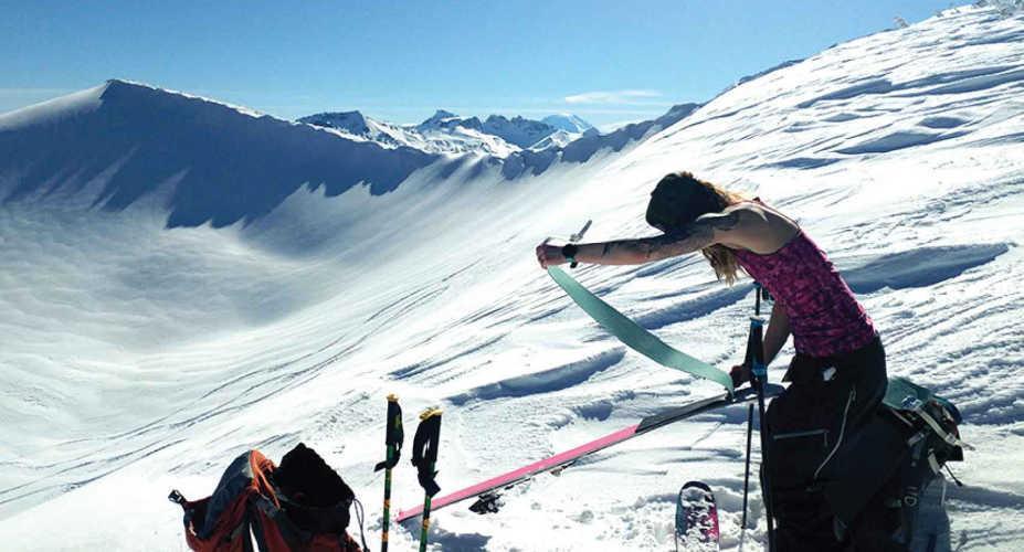 Ski Touring for Beginners