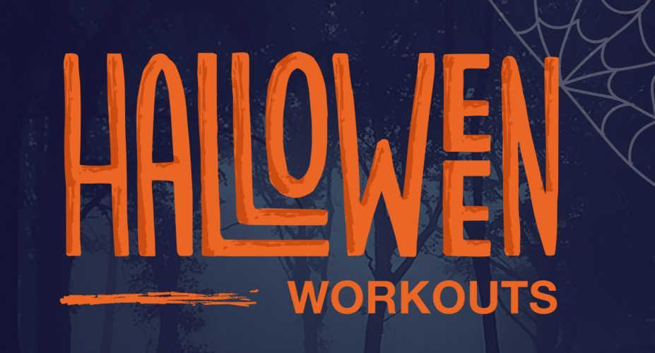 Two Complete Halloween-Themed Workouts