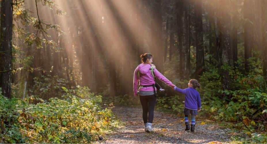 Fun Outdoor Exercise Ideas to Help Keep Your Family Healthy