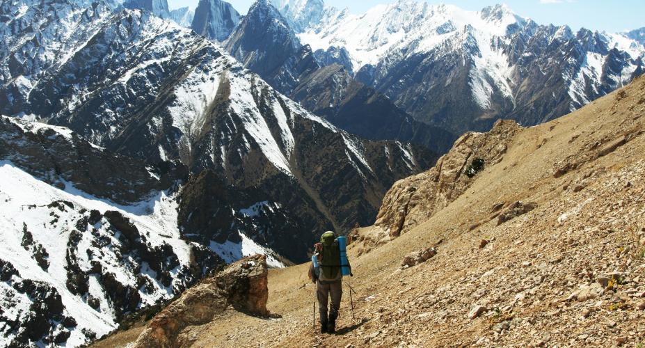 Once a Thru-Hiker, Always a Thru-Hiker