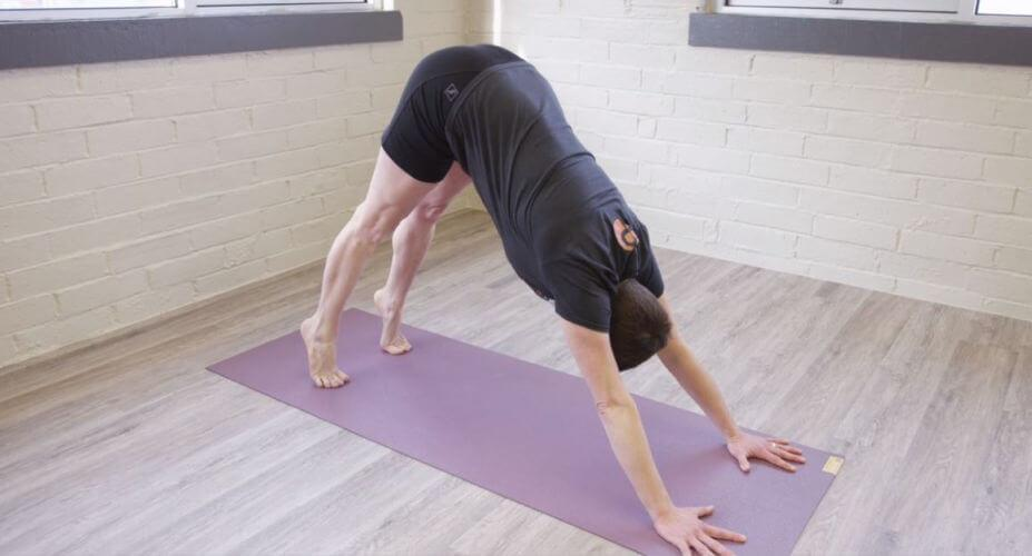 5 Yoga Poses for Runners To Do Pre and Post Run