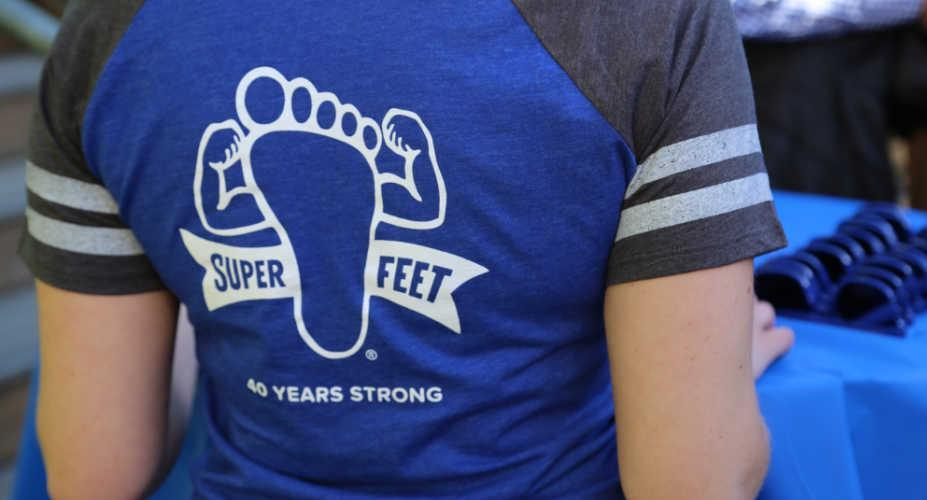 Superfeet Employee-Owners Give Back