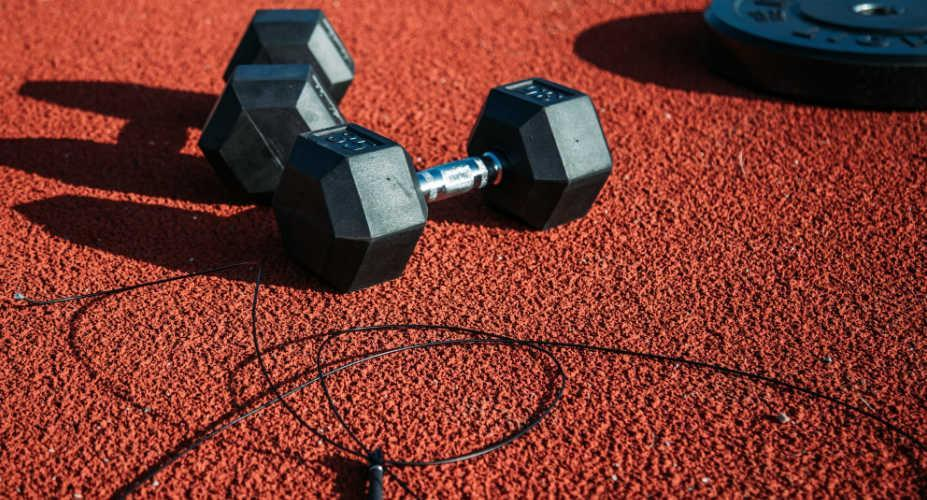 Get Your Sweat On With These Track Workouts