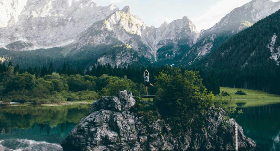 6 Restorative Yoga Poses for Hikers