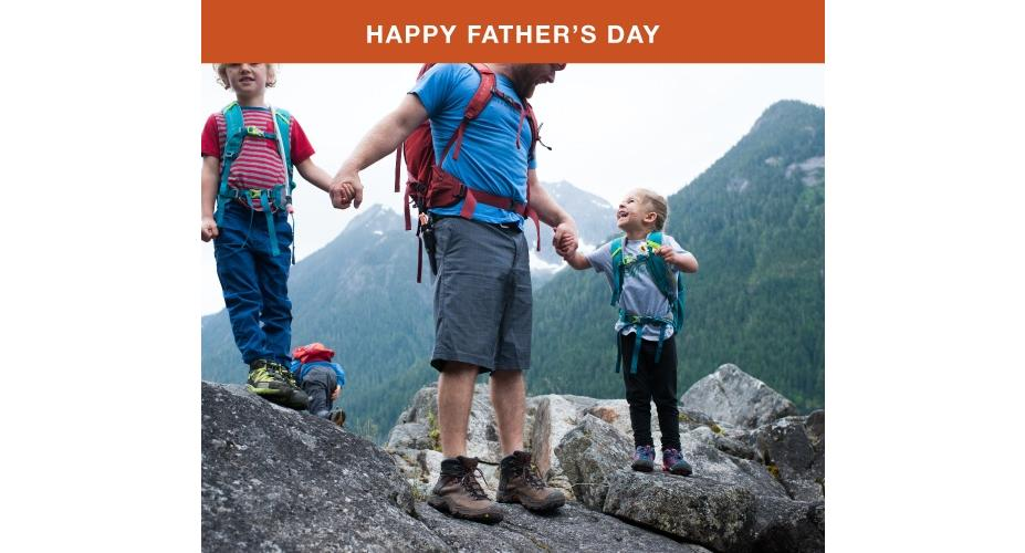 Step Out of the Ordinary on Father's Day