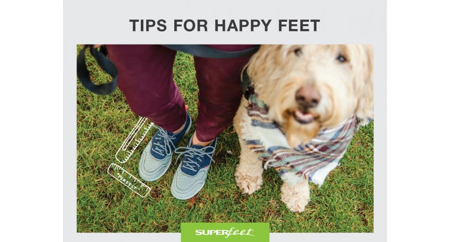 Re-Energizing Life Hacks: Tips for Happy Feet