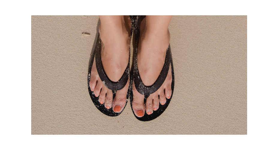 How to Avoid Warm Weather Flip Flop Failures
