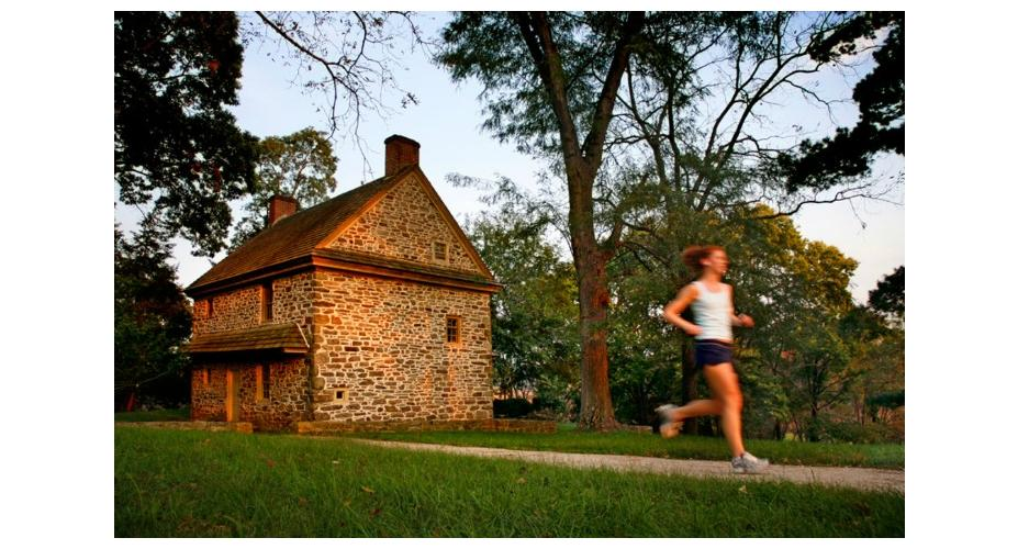 5 GREAT LONG RUNS IN PHILADELPHIA