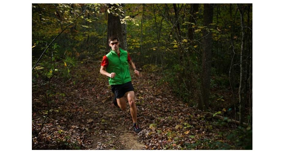 TRAIL RUNNING IN THE SCENIC CITY
