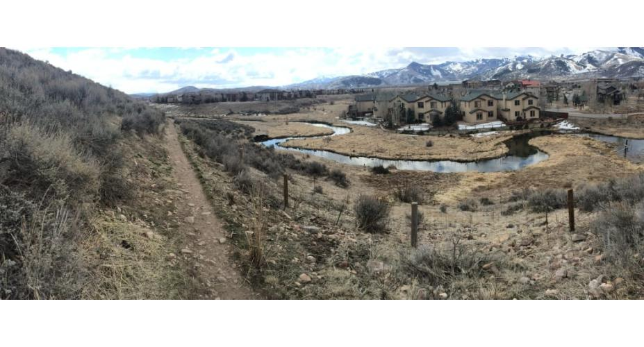 Trail Running in Salt Lake When Spring Comes Early