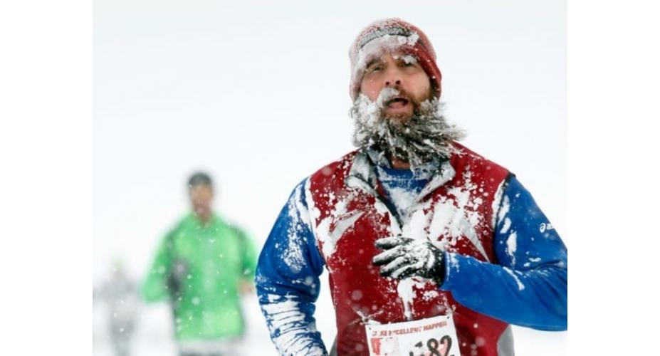 Go With the Snow: Winter Trail Running in Salt Lake