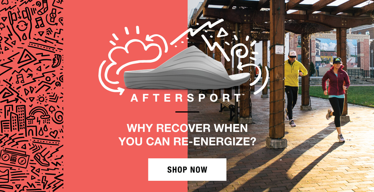 Superfeet Aftersport Athletic Recovery Sandals