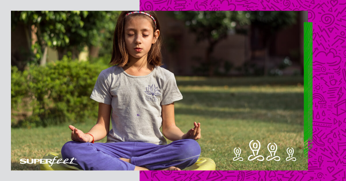 5 Yoga Poses for Kids