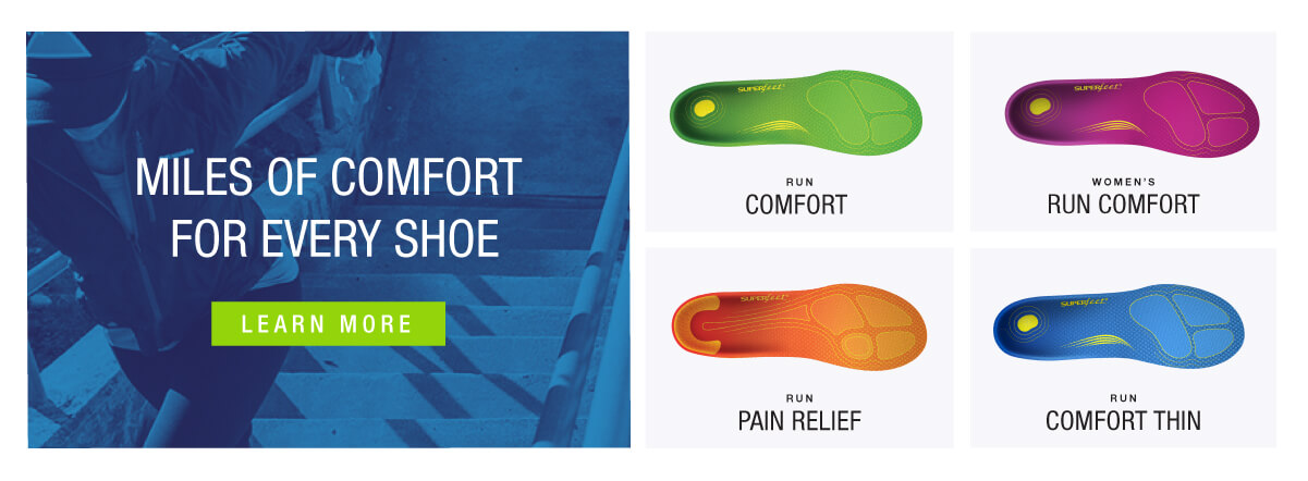 Shop Superfeet Run Insoles