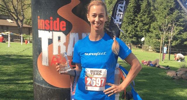 Trail Runner Tiffany Verbica