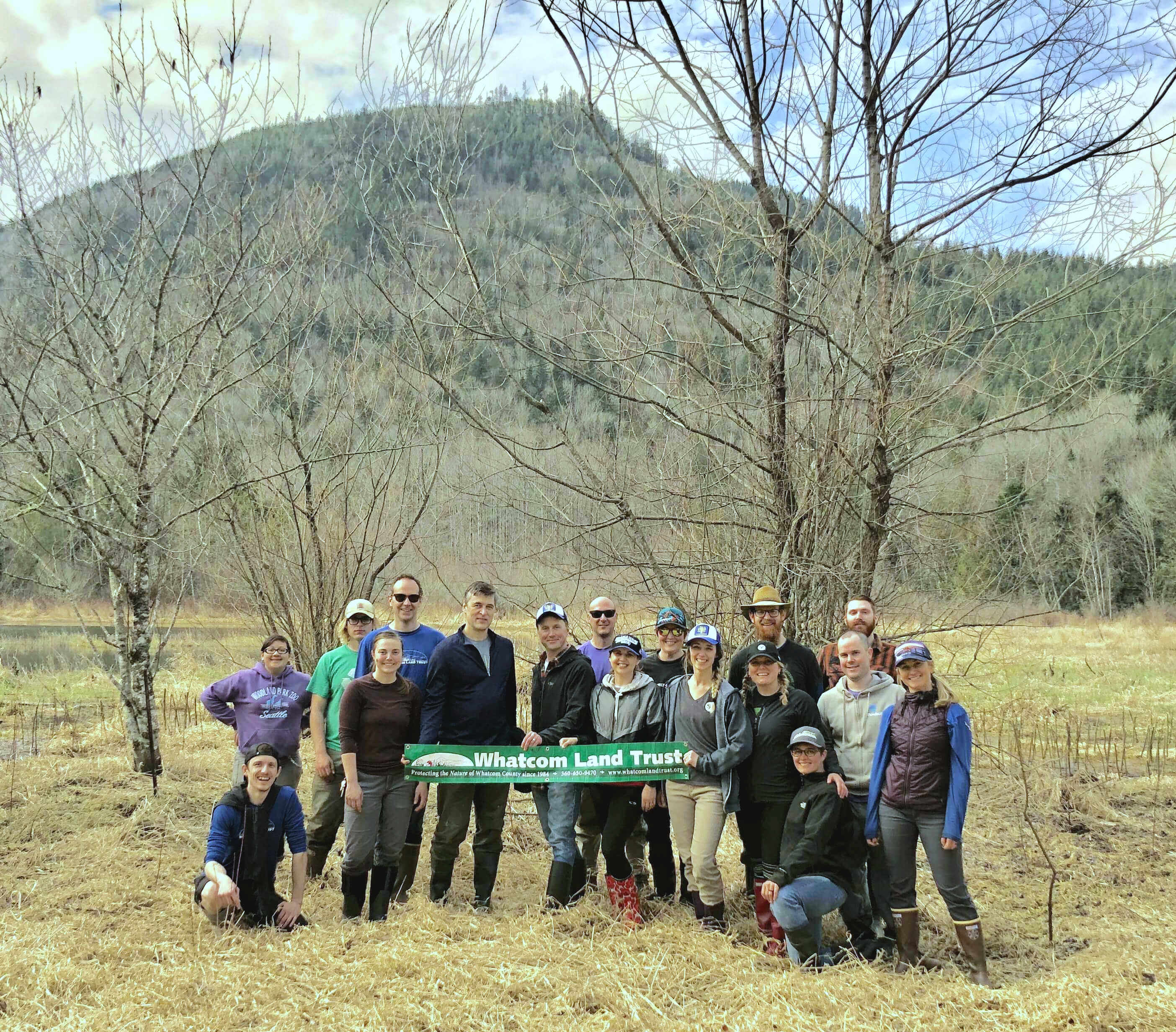 Whatcom Land Trust October 2019