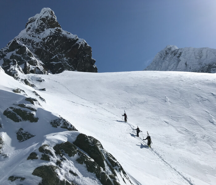 Adventure with Superfeet - Mallorie Estenson - Mount Shuksan - Climbing - Skiing