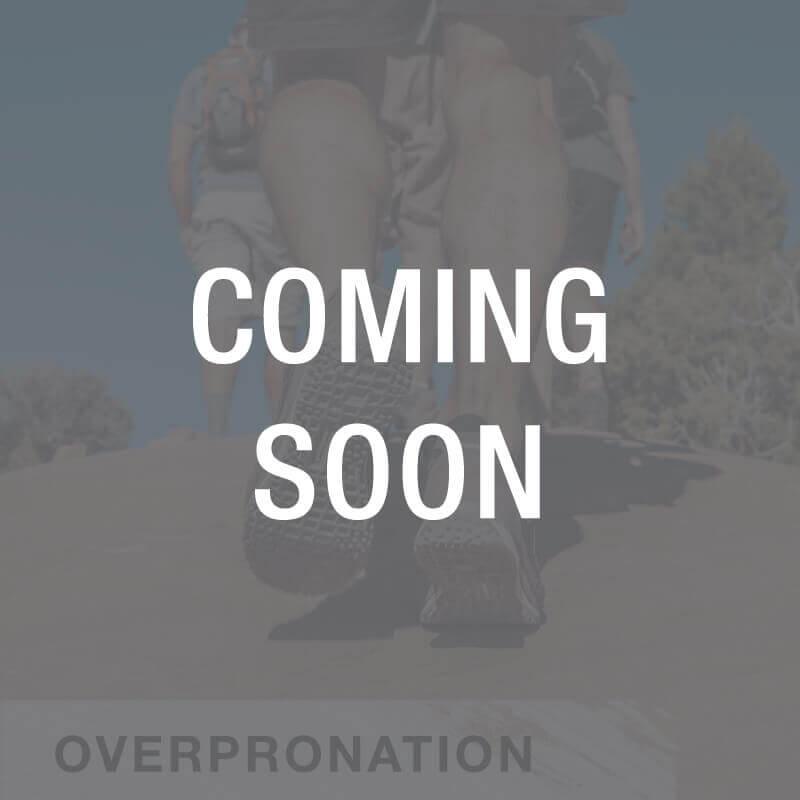Overpronation - Coming Soon