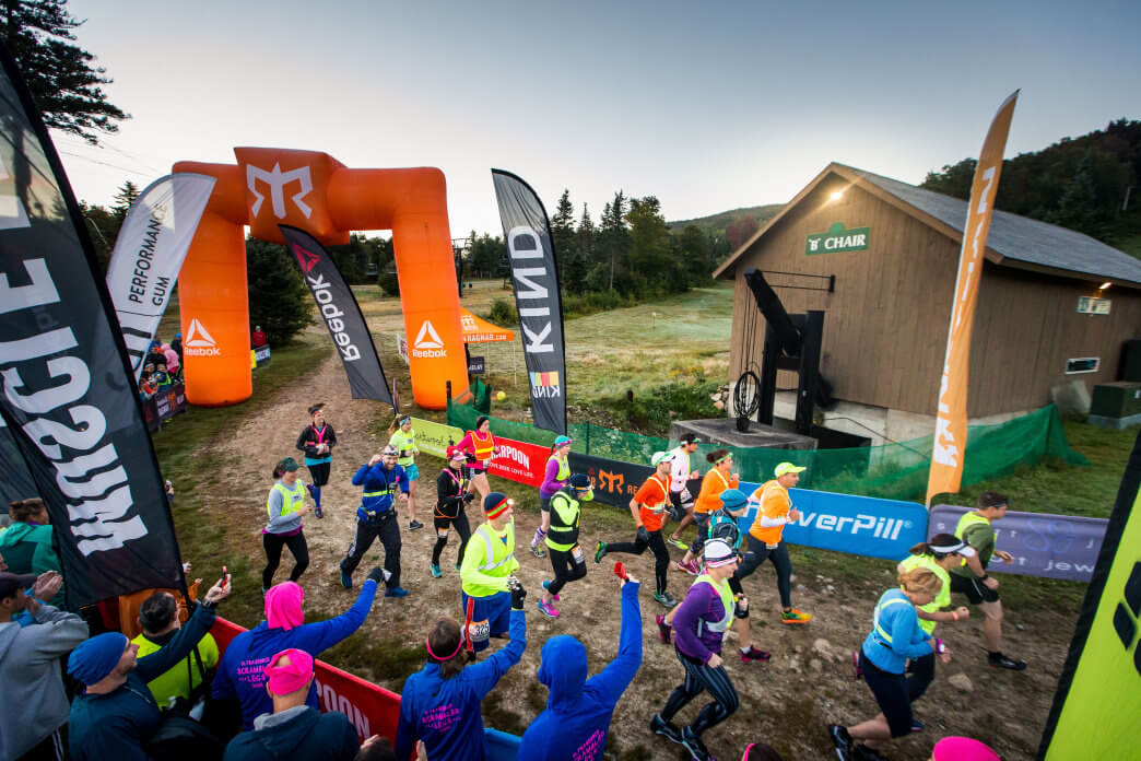 The Ragnar Relay in New Hampshire is one of the oldest in the country. Photo courtesy of Ragnar.