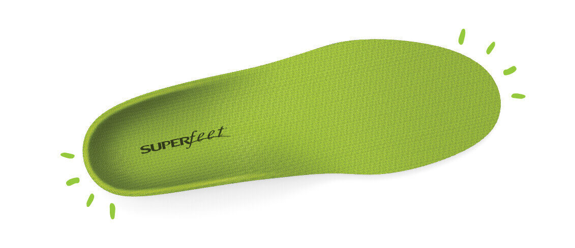 Superfeet Insole Image - An Energizing Foundation