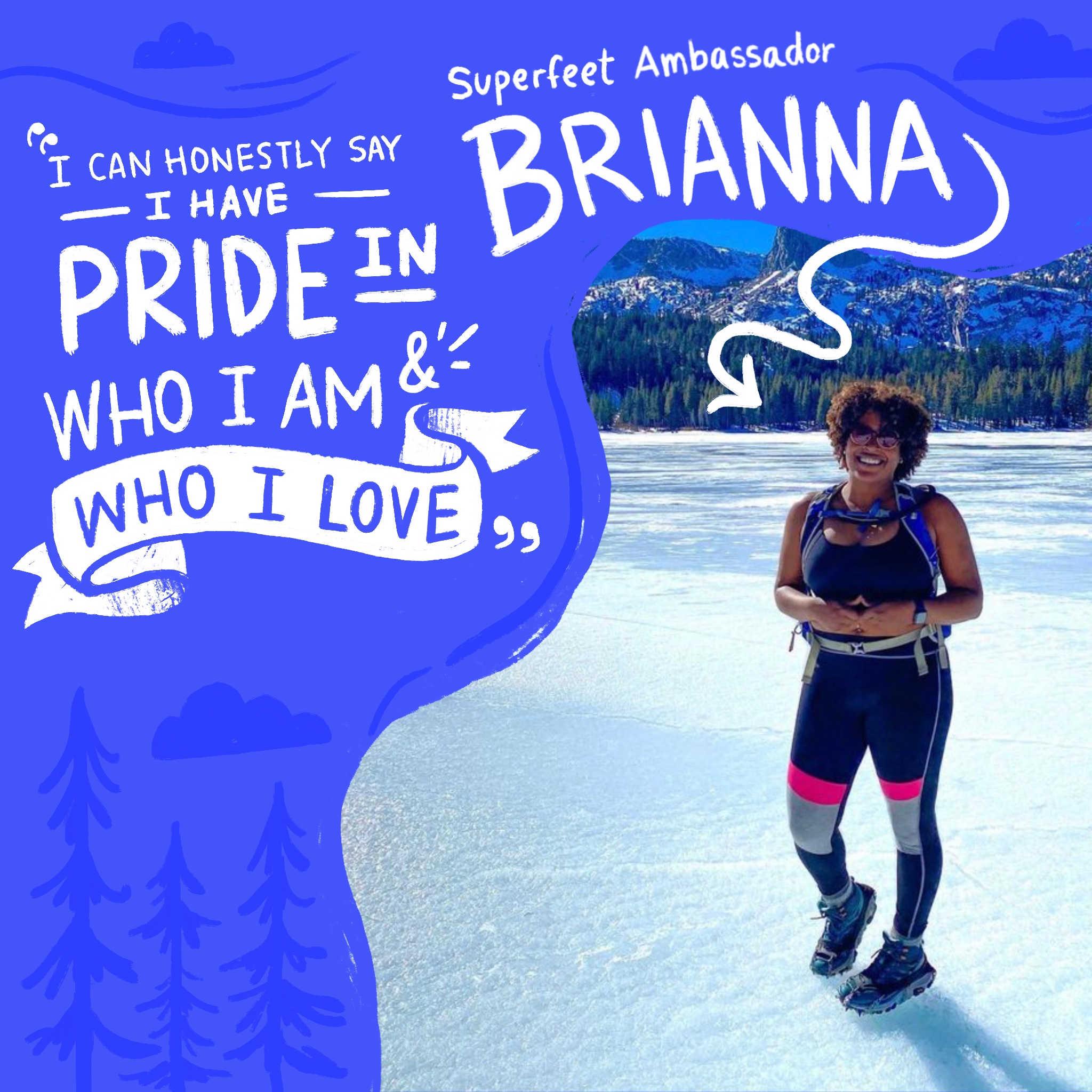 Meet Superfeet Ambassador Brianna