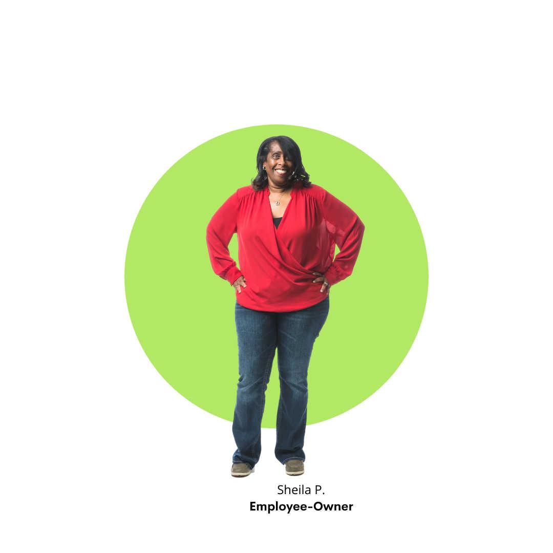 Superfeet Employee-Owner Sheila P.