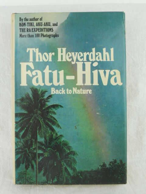 Fatu Hiva book cover