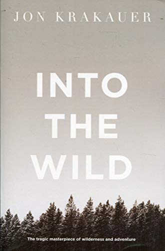 Into the Wild book cover