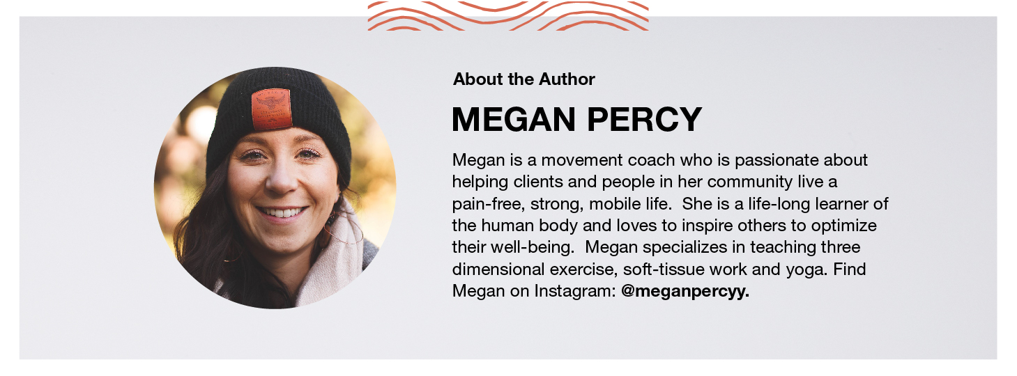 About the Author: Megan Percy