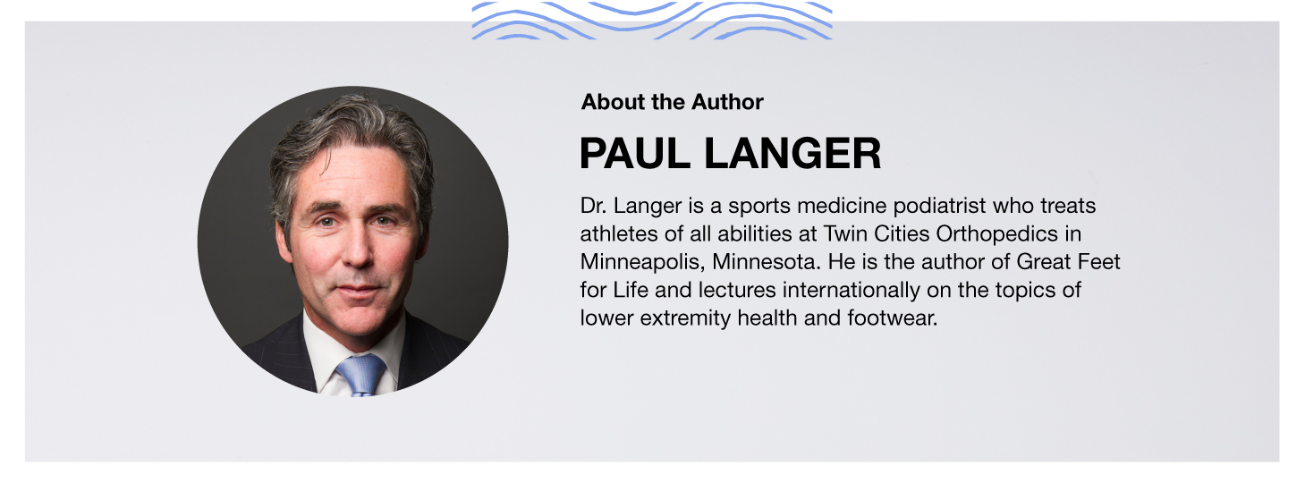 About the Author: Dr. Paul Langer