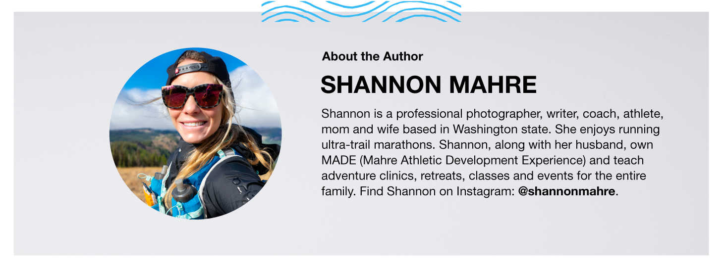 About the Author: Shannon Mahre