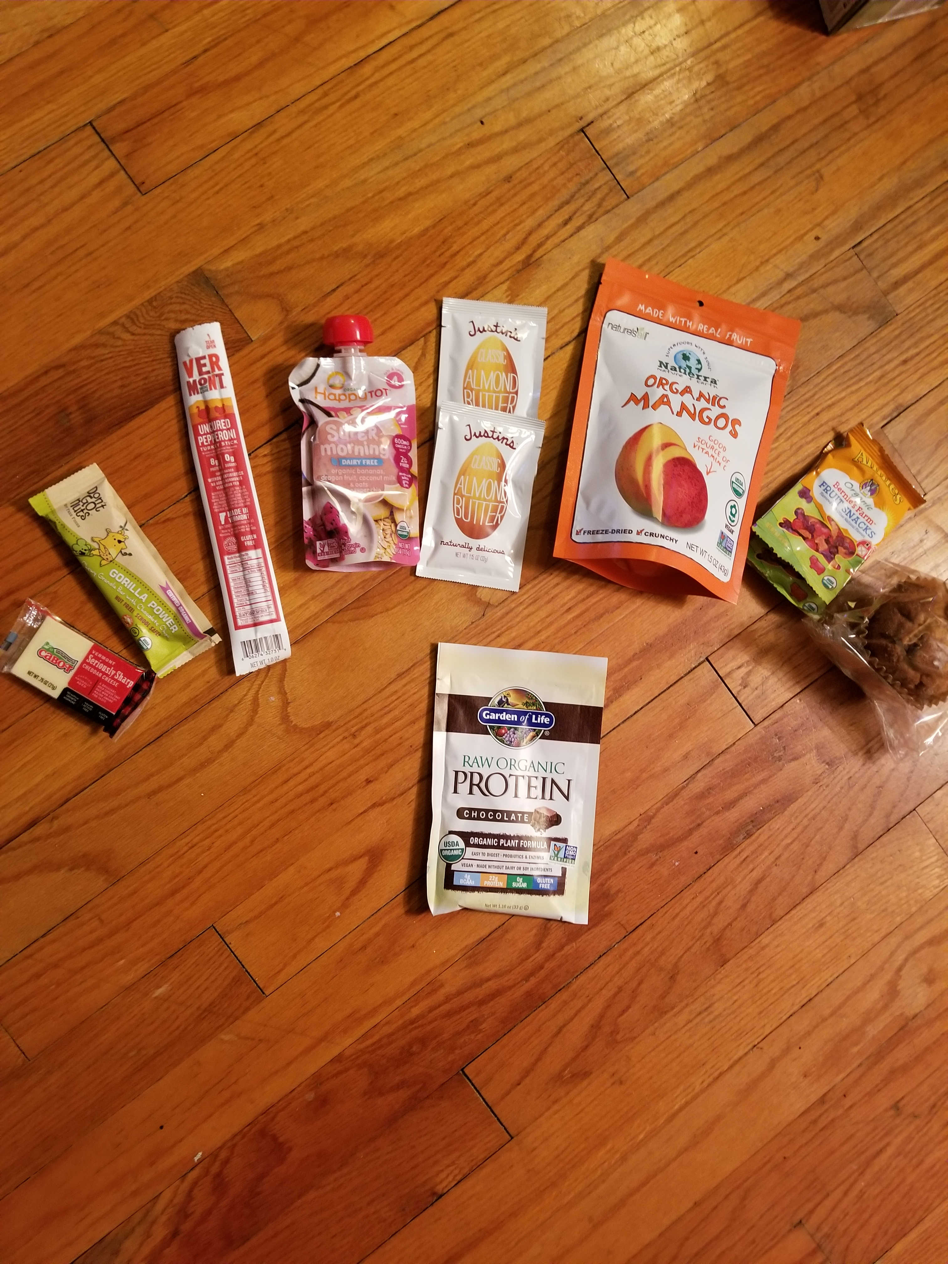 Favorite trail snacks for hiking and backpacking