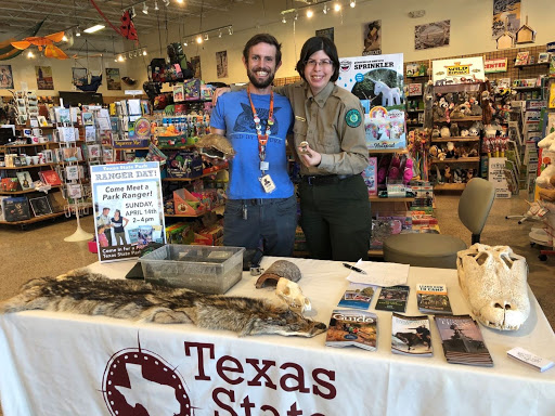 In-store Ranger Day at Whole Earth Provision Co.
