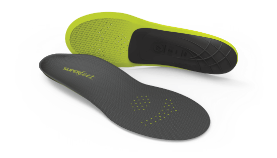 SuperFeet CARBON Full Length Insoles