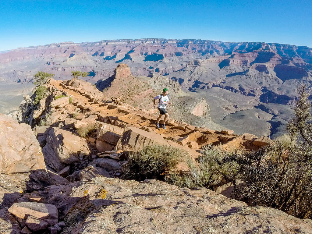 Grand Canyon Trail Running Image 2