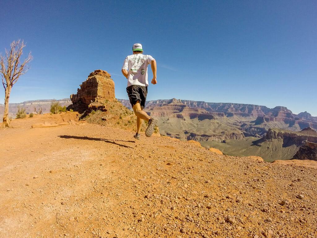 Grand Canyon Trail Running Image 3