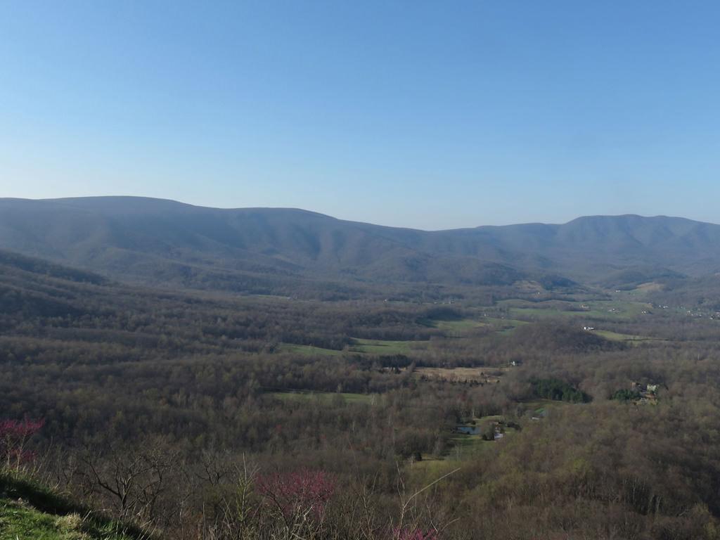 Views like this one never get old in Shenandoah National Park. Jason Devaney