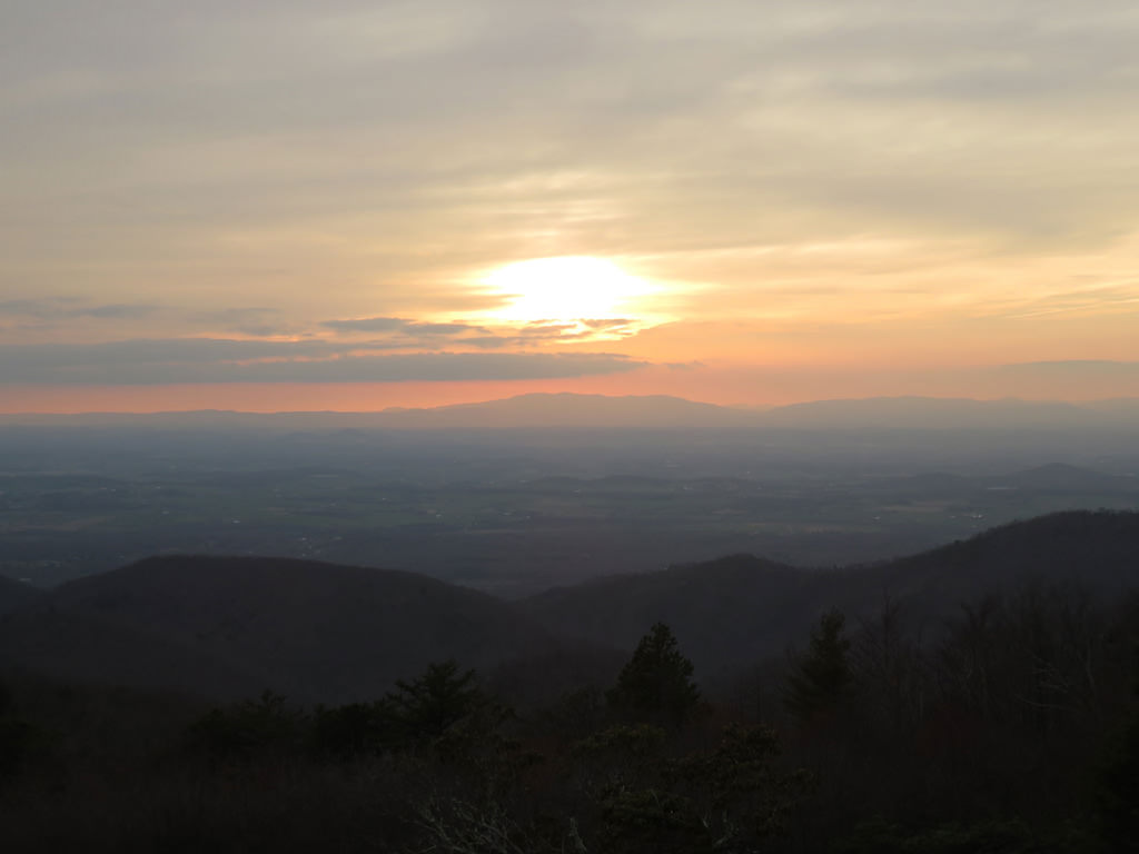 Extending your day in Shenandoah National Park by a few hours is worth it. Jason Devaney