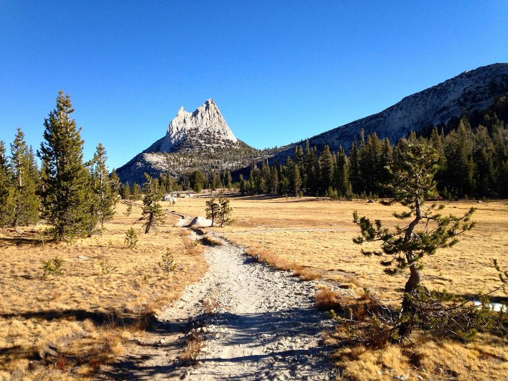 Yosemite Trail Running